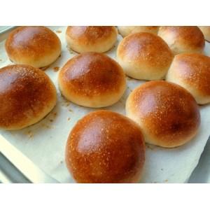 Pan para Hamburguesa/Cumpanis (12 unidades)