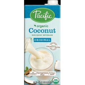 Leche de Coco Orgánica Original (Pacific)