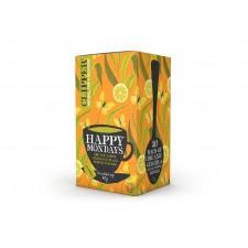 """Infusión Orgánica de limón, jengibre y pimienta """"Happy Mondays"""" (Clipper)"""