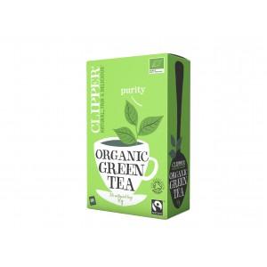 "Té verde 100% Orgánico ""Clipper"""