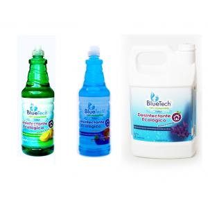 Desinfectante Ecológico: Aroma Flores del Bosque (1 litro)