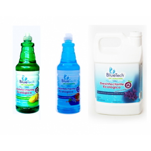 Desinfectante Ecológico: Aroma Limón (1 galón)