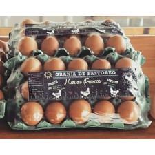 Huevos de Pastoreo La Granja Verde (Docena)