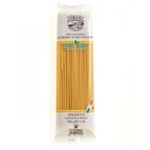 Spaghetti Semola Durum (Orgánica)