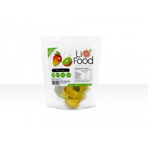 Snack natural de mango y kiwi (15 gramos)