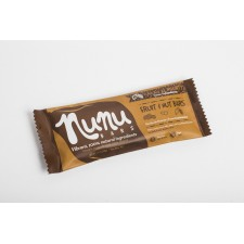 Barra de semillas y chocolate orgánico (3 unidades)
