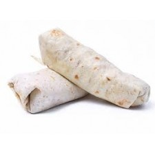 Burritos grandes congelados (Pollo)