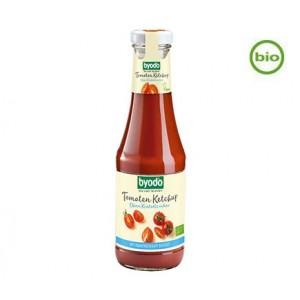 Ketchup de tomate orgánica