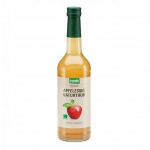 Vinagre de manzana orgánico sin filtrar (BYODO)