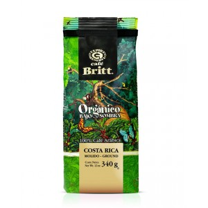 Café Britt Orgánico (molido)