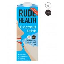 Bebida de coco orgánica (Rude Health)