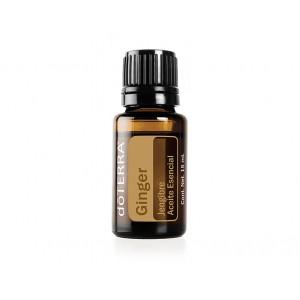 Aceite esencial de jengibre DōTERRA (15 ml)