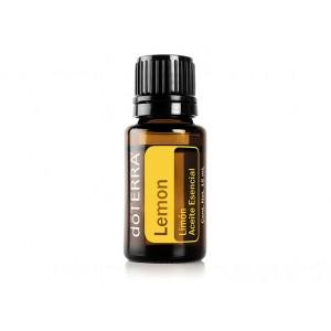 Aceite esencial de limón DōTERRA (15 ml)