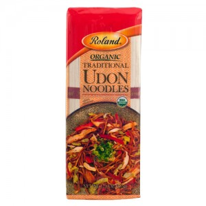Fideos japoneses udon Roland