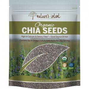 Semillas de chia orgánicas (907 g)