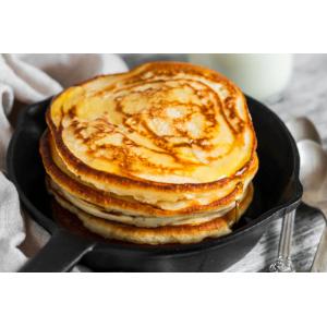 Pancakes de vainilla y canela pequeños (6 unidades)