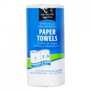 "Papel Toalla ""Member´s Selection"" (2 pack)"