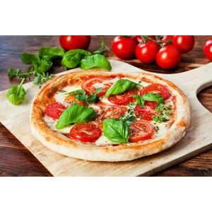 Pizza lista para hornear: Margarita