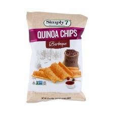 Chips de quinoa sabor BBQ