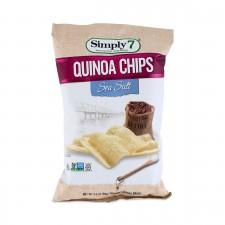 Chips de quinoa sabor SAL MARINA