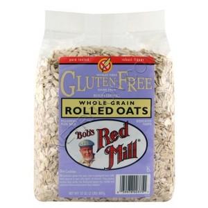 Avena en hojuela libre de gluten