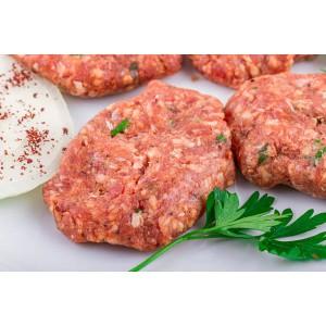 Tortitas de carne (congeladas)
