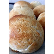 Bolitas de pan dulce-sin gluten