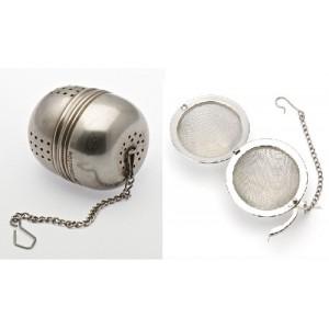 Difusor  para té de acero inoxidable