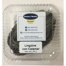 Pasta Fresca-Linguine con calamar