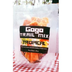 Mix Tropical Frutas Deshidratadas y Semillas