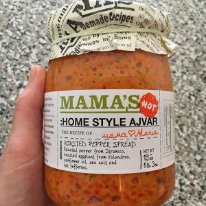 Salsa / Dip Mama's Ajvar Casero Picante