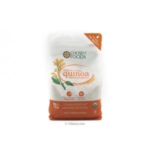 Grano de quinoa blanca orgánica (907g)