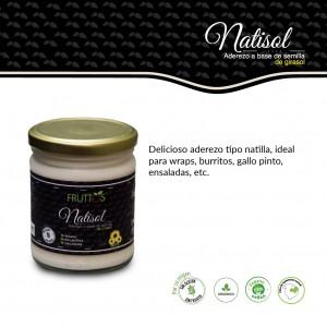 Natisol sustituto de natilla Fruttos