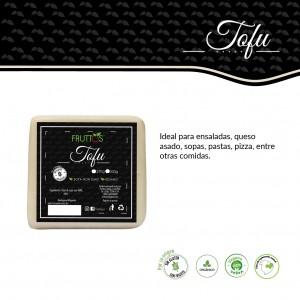 Tofu sustituto de queso Fruttos