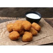 Nuggets de pechuga de pollo de pastoreo