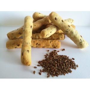 Palitos de Linaza-Sin gluten