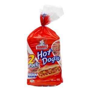 Panes Hot Dog 2 Unidades / Pricesmart
