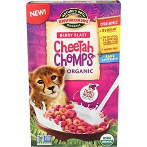 Cereal Organico Cheetah Chomps