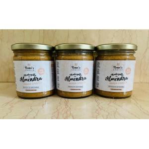 Mantequilla de Almendra, Maca/Canela Nana's Choice 230ml