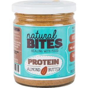 Mantequilla de Almendra con proteína
