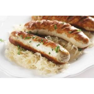Salchicha Bratwurst Premium Sin Nitritos