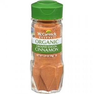 Canela organico molida McCormick - 35g