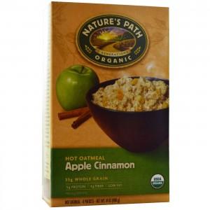 Cereal Avena Manzana Oatmeal Organico -  400grs