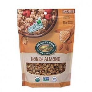 Cereal Organico Honey Almond - 11 oz