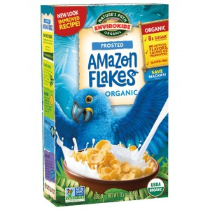 CEREAL ORGANICO AMAZON NO (GF) - 325grs