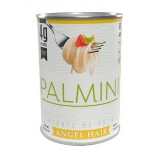 Palmini Corazones de Palmito tipo Cabello de Angel - Libre de Gluten. Libre de  Azucar - 227grs