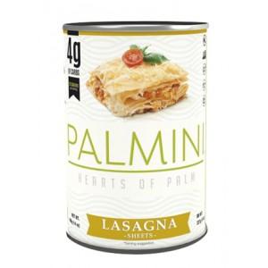 Palmini Corazones de Palmito tipo Lasagna - Libre de Gluten. Libre de  Azucar - 227grs