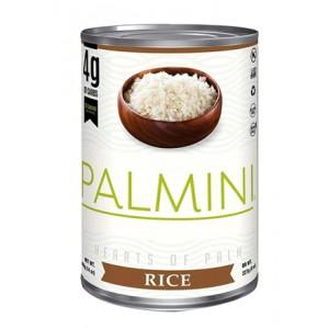 Palmini Corazones de Palmito tipo Arroz - Libre de Gluten. Libre de  Azucar - 227grs