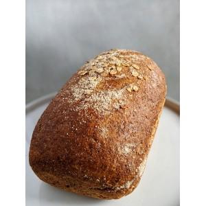 Pan a base de cerveza y avena -  Café Kracovia