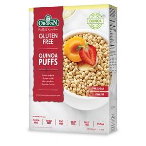 Cereal Quinoa Puffs Gluten Free - 300grs